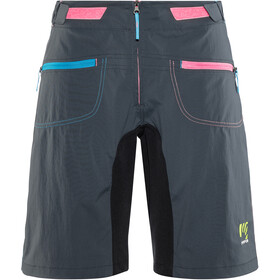 Karpos Ballistic Evo Shorts Damer, dark grey